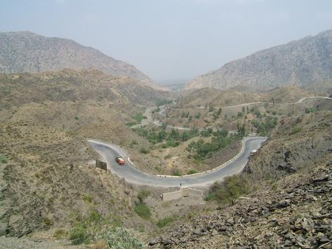 The real Khyber Pass